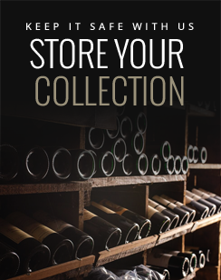 Keep it safe with us - Store your collection