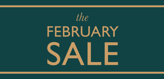 Alsace - February Sale